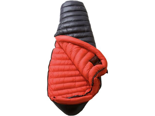 Yeti V.I.B. 1000 Sleeping Bag XL, black/red